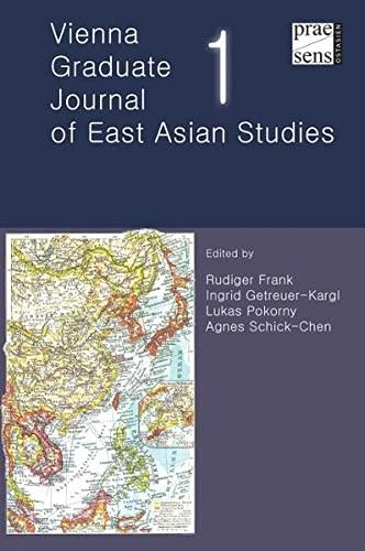 Vienna Graduate Journal of East Asian Studies