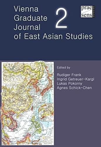 Vienna Graduate Journal of East Asian, Studies