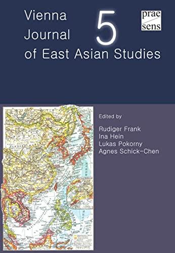 Vienna Journal of East Asian Studies 5