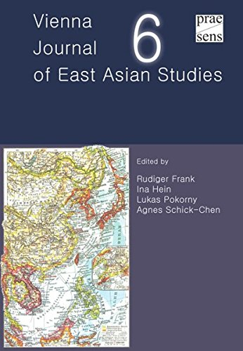 Vienna Journal of East Asian Studies 6