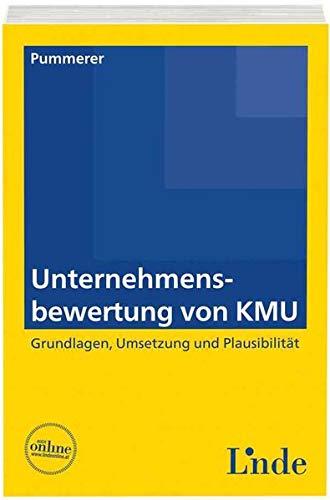 Unternehmensbewertung von KMU: Erich Pummerer