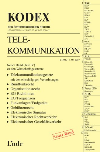 9783707311105: Telekommunikation (f. Österreich)