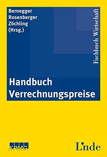 9783707313369: Handbuch Verrechnungspreise