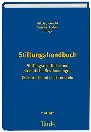 Stiftungshandbuch: Thomas Hosp