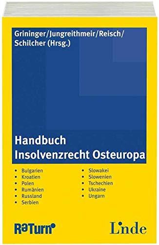 Handbuch Insolvenzrecht Osteuropa: Christian Grininger
