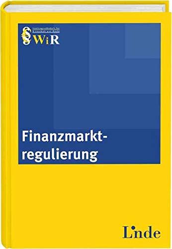 Finanzmarktregulierung (f. Österreich)