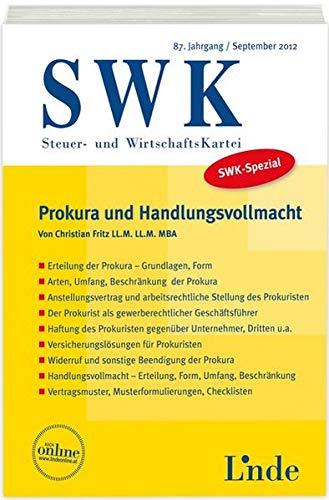 9783707321951 Prokura Und Handlungsvollmacht F österreich