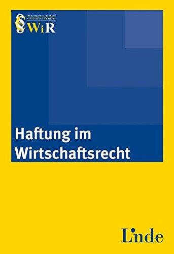 Haftung im Wirtschaftsrecht (f. Österreich)
