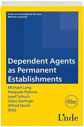 Dependent Agents as Permanent Establishments: Michael Lang