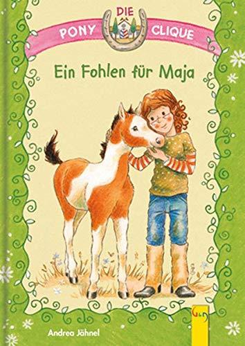 9783707411379: Ein Fohlen für Maja: Pferde - Freundhschaft - Abenteuer