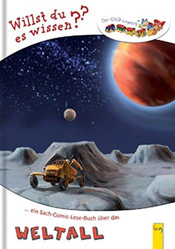 9783707412833: Weltall: Ein Sach-Comic-Lese-Buch