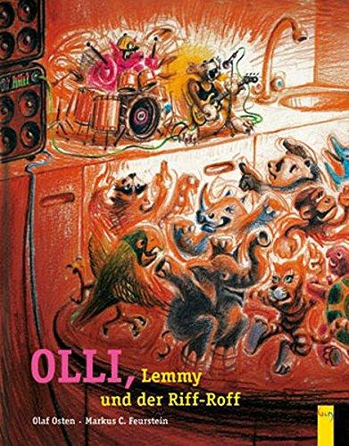 9783707413823: Olli, Lemmy und der Riff-Roff