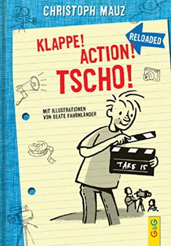 9783707416114: Klappe! Action! Tscho!