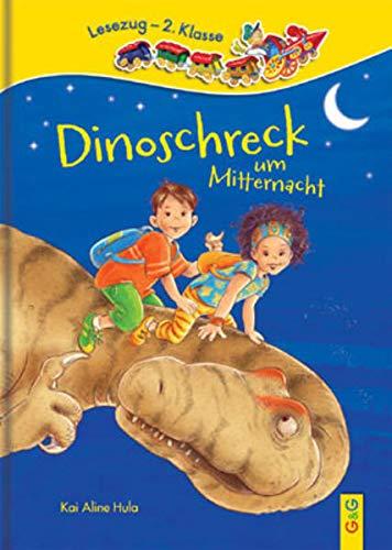 9783707416619: Dinoschreck um Mitternacht