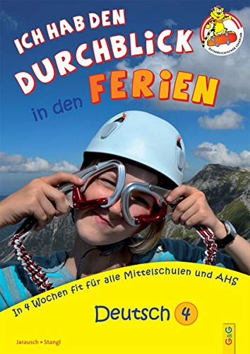 9783707418293: Ich hab den Durchblick in den Ferien - Deutsch 4