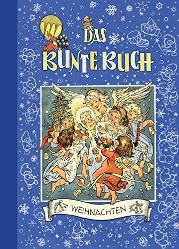 9783707419139: Das Bunte Buch - Weihnachts-Set (Buch und Bastelbögen-Set)