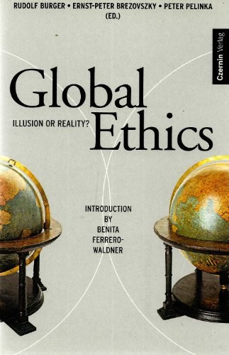 global ethics an introduction