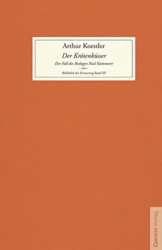 Der Krötenküsser (3707603148) by Arthur Koestler