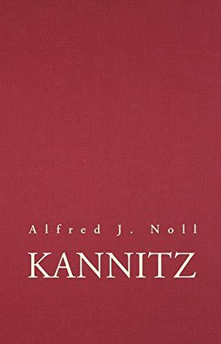9783707603620: Kannitz: Vorzugsausgabe