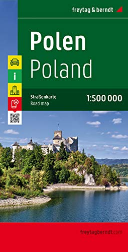 9783707901801: Poland (English, French and German Edition)