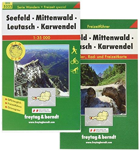 Seefeld - Garmisch Partenkirchen - Karwendel: FBW.WK5322 - RavenWolf, Silver