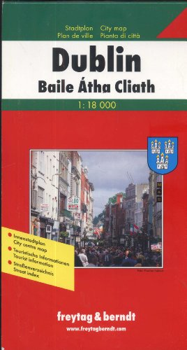 9783707903539: Dublin (English, French, Italian and German Edition)
