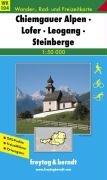 9783707904109: Lofer-Leogang-Steinberge 50K