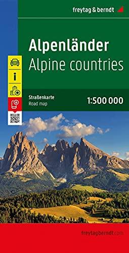 9783707904253: Alpine Countries (Europa)