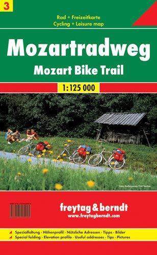 9783707904994: Mozartradweg