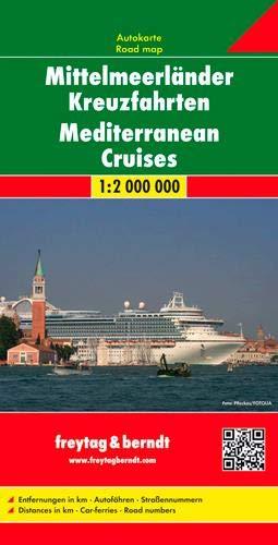 9783707905700: Mediterranean Sea (English, Spanish, French, Italian and German Edition)