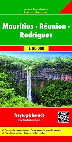 9783707905922: Mauritius 1:80.000 (Auto karte)