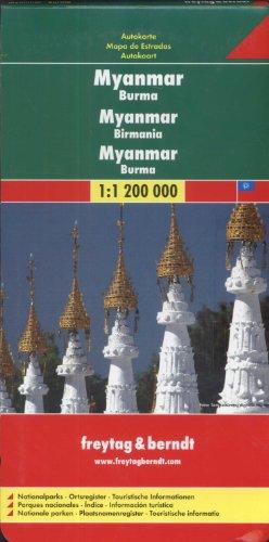 9783707906523: Birmanie / Burma