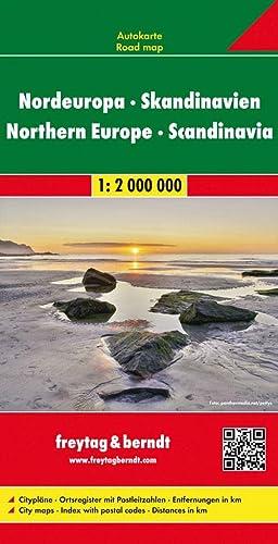 9783707907544: Europe Northern Scandinavia Fb R (English, Spanish, French, Italian and German Edition)