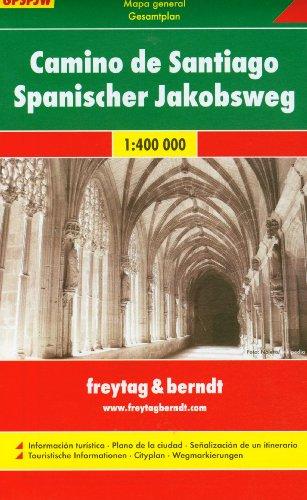 9783707907827: Spanish Jakobs Way: FBW.GPSPJW