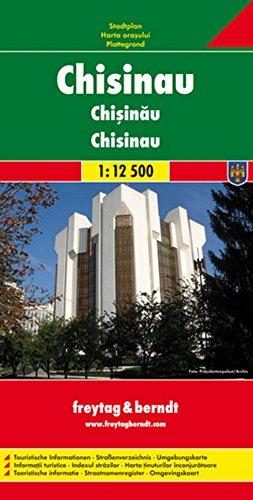 9783707909180: Chisinau 1:12.500