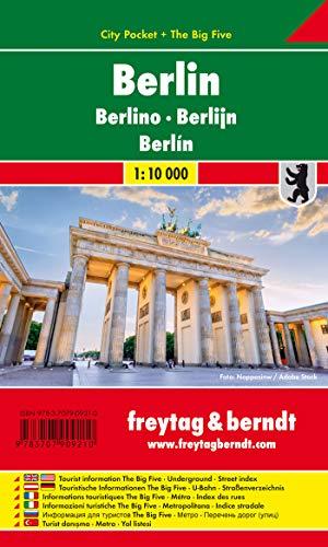 9783707909210: Berlin City Pocket