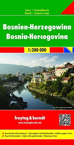 9783707909487: Bosnia and Herzegovina: FB.J025