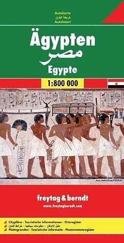 Ägypten 1 : 800 000 : Mit