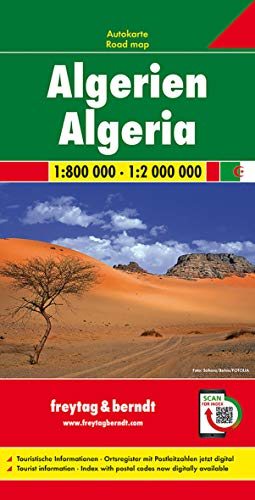 Algeria: Road Map