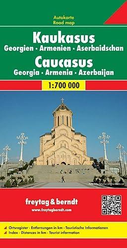9783707909739: Caucasus/Armenia/Azerbaijan/Georgia