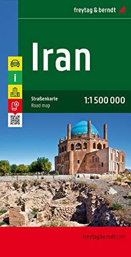 9783707909777: Iran (English, Spanish, French, Italian and German Edition)