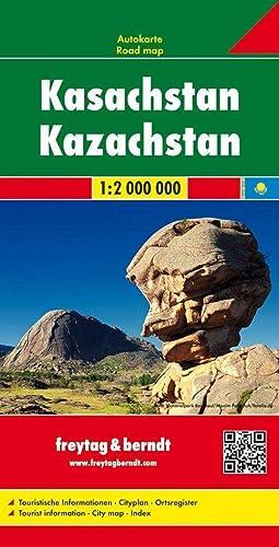 9783707909807: Kazakhstan Road Map1:2M FB 2009 (English, Spanish, French, Italian and German Edition)