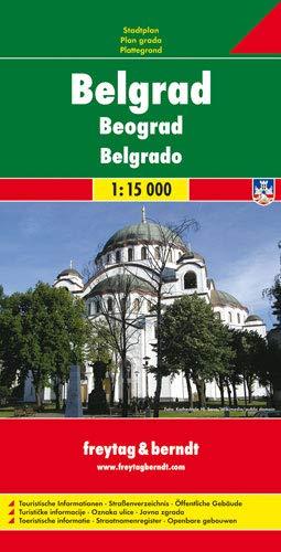 9783707910452: Belgrade (English, German, French, Spanish and Italian Edition)