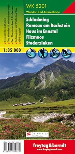 Dachstein Karte.9783707910872 Schladming Ramsau Am Dachstein Haus Im Ennstal