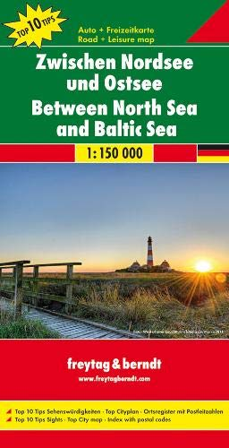 9783707911572: Between the North Sea and the Baltic (English, French and German Edition)