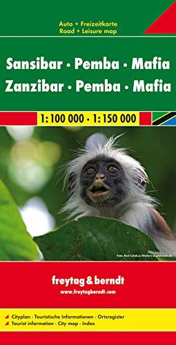 9783707911671: Zanzibar/Pemba/Mafia