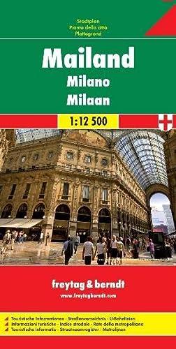 9783707912661: Milan Fb R (English, French, German and Italian Edition)
