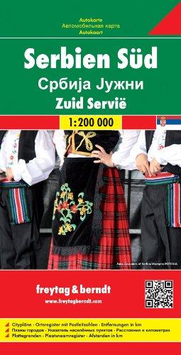 9783707912784: Serbia South: FB.J148
