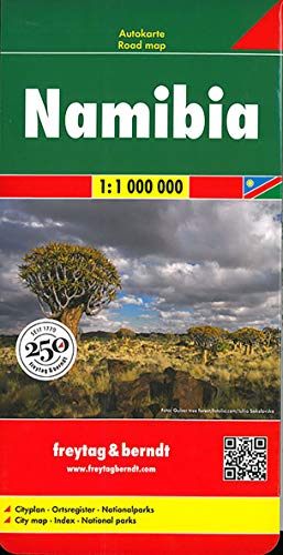 Namibia Fb R (English, Spanish, French, Italian and German Edition): fb