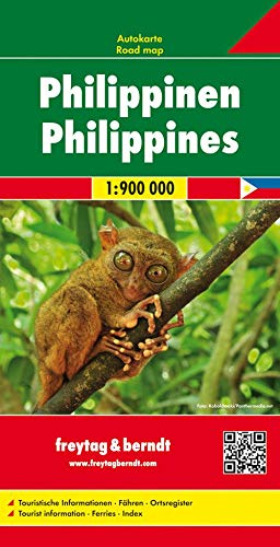 9783707914146: Philippines 1:900K FB - 2013** (English, Spanish, French, Italian and German Edition)